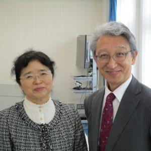 石川先生と成田先生