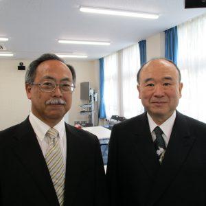 赤羽先生と福泉先生