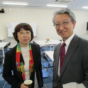星野先生と成田先生