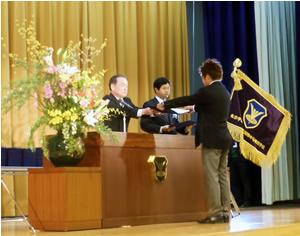 1第1回 附属国際中等教育学校 卒業式