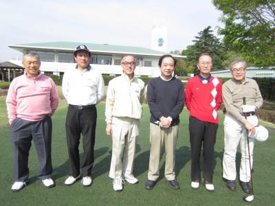 16期 ゴルフ会20140512