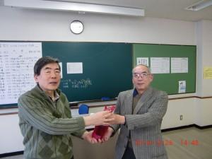 碁泉会2014年12月例会