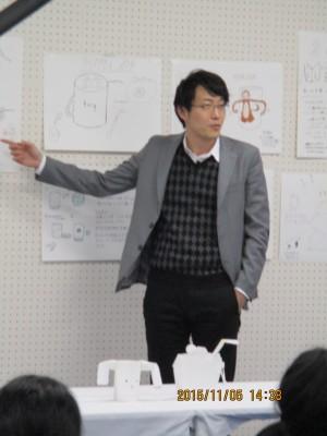 佐藤オオキ氏