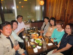 石川先生と仲間たち