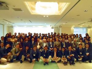 前回2014/11/9の総会・懇親会 集合写真