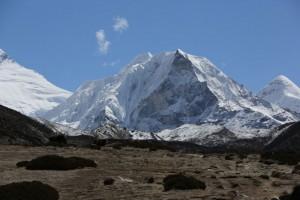 登りそこなったアイランドピーク(6198m)