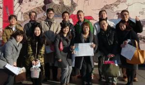 30期生の有志恒例『大相撲観戦会』